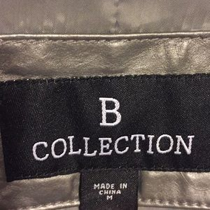 B Collection Jackets & Coats - B Collection brand woman's M leather jacket NWT